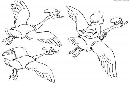 """Раскраски """"иллюстрации к сказкам пушкина"""" скачать и ..."""