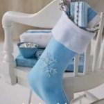 Носок на Рождество