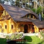 Как украсить дачу или загородный дом?