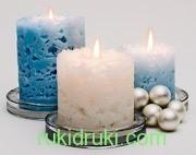 ажурніе свечи