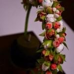 Сахарные ягодки из холодного фарфора