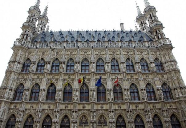 10 самых посещаемых достопримечательностей в Бельгии
