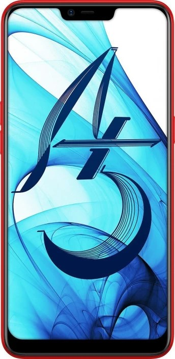 OPPO A5 (Diamond Red, 64 GB)