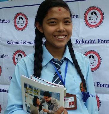 Smriti Shrestha