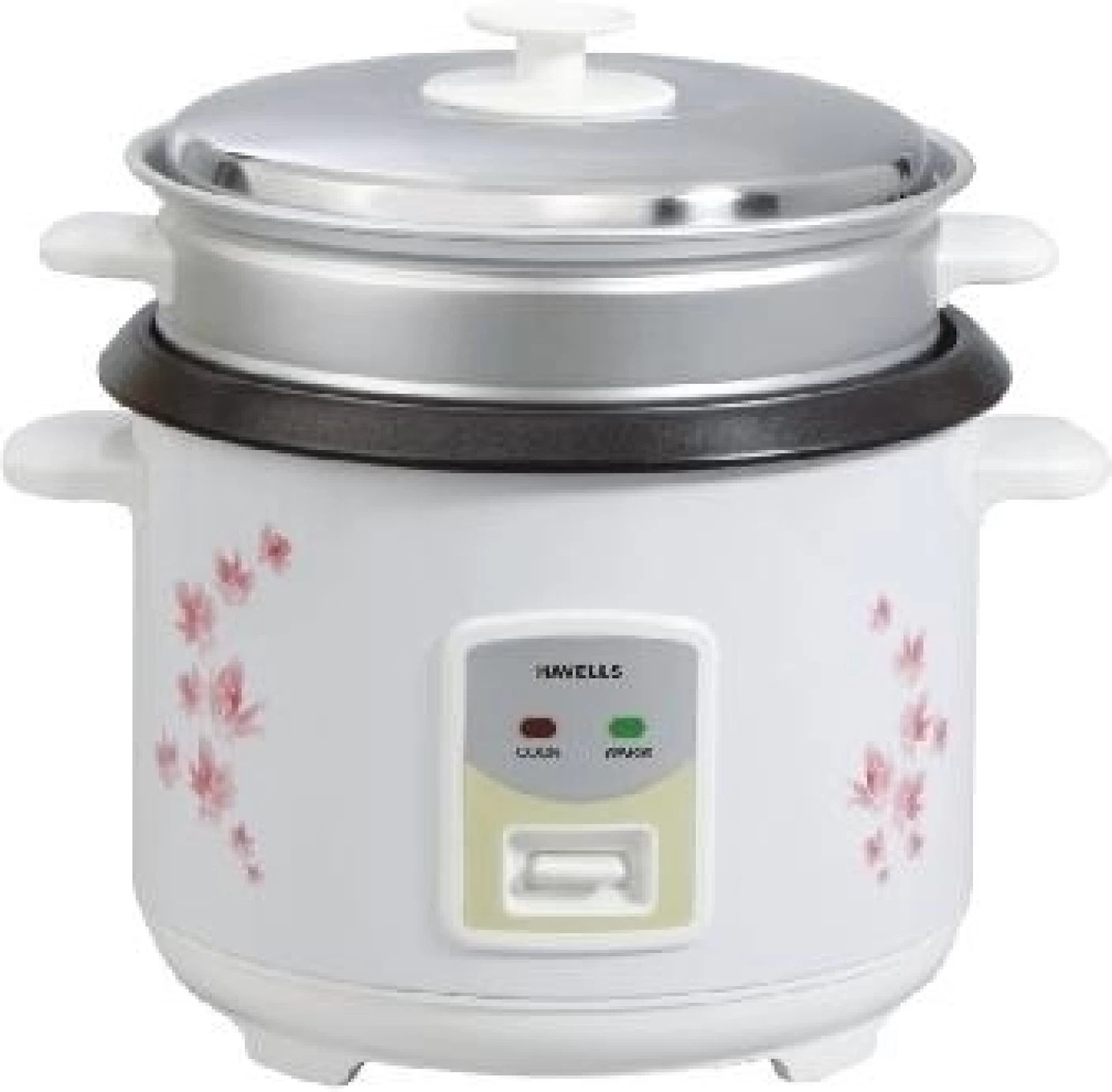 Havells MAX COOK 18 OL Electric Rice Cooker With Steaming