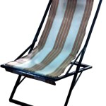 Bhagyoday Metal Outdoor Chair