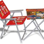Imtion Kids Table Chair And Study For Multipurpose For Kids Gift Toy Chair And Table For Kids Solid Wood Chair