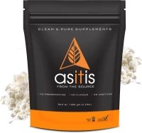 AS-IT-IS Nutrition Whey Protein Concentrate 80% - 1000 gms unflavored Whey Protein