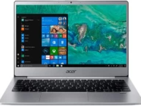 Acer Swift 3 Core i5 8th Gen - (8 GB/512 GB SSD/Windows 10 Home) SF313-51 Thin and Light Laptop(13.3 inch, Sparkly Silver, 1.3 kg) 1