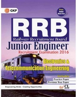 Guide to RRB Electronics & TeleCommunication Engineering (Junior Engg).