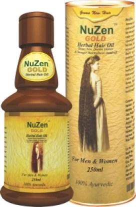 Nuzen Herbal Hair Oil