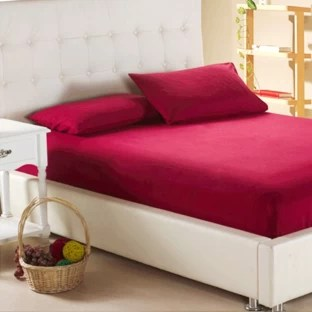 Sleep Matic Cotton Double Bed Cover