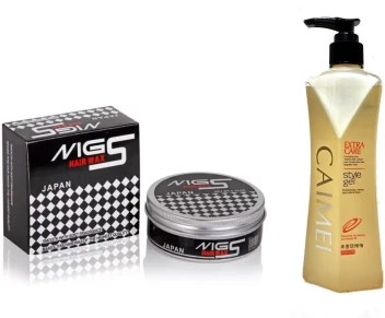 Mg5 Japan Hair Wax Gel Hair Styler For Men And Caimei Hair Gel Style For Women Price In India Buy Mg5 Japan Hair Wax Gel Hair Styler For Men And Caimei