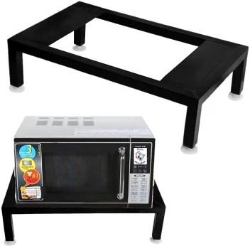 microwave oven wall mount shelf india