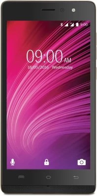 Lava A97 4G with VoLTE (Black Gold, 8 GB)(2 GB RAM)