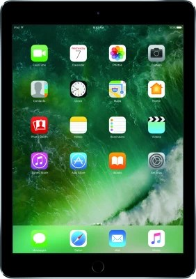 Apple iPad 128 GB 9.7 inch with Wi-Fi Only(Space Grey)