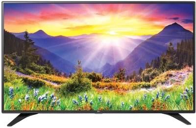 LG 108cm (43) Full HD LED Smart TV(43LH600T)