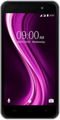 Lava X81 4G with VoLTE (Space Grey, 16 GB)(3 GB RAM)