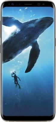 Samsung Galaxy S8 Plus (Maple Gold, 64 GB)(4 GB RAM)