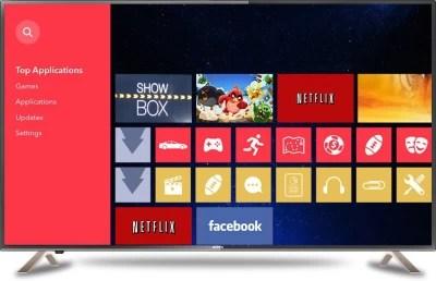 Intex 109cm (43) Full HD LED TV(LED-4301)