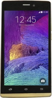 Spice Xlife Proton5 Pro (Black & Gold, 8 GB)(1 GB RAM)