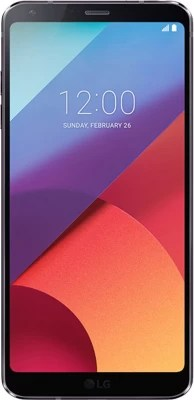 LG G6 (Black, 64 GB)(4 GB RAM)
