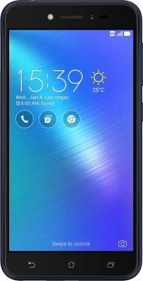 Asus Zenfone Live (Navy Black, 16 GB)(2 GB RAM)