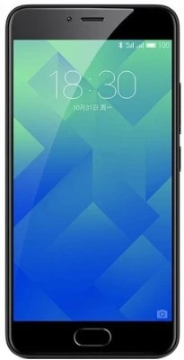 Meizu M5 (Black, 16 GB)(2 GB RAM)
