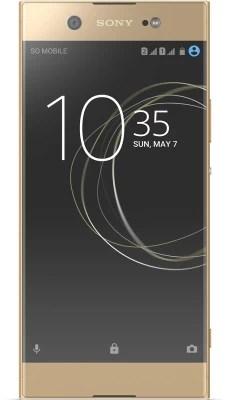 Sony Xperia XA1 Ultra Dual (Gold, 64 GB)(4 GB RAM)