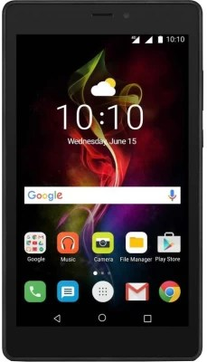 Alcatel PIXI 4 16 GB 7 inch with Wi-Fi+4G(Volcano Black)