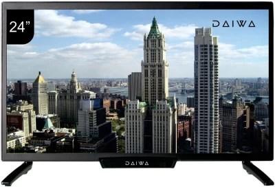Daiwa 60cm (24) HD Ready LED TV(D24D2)