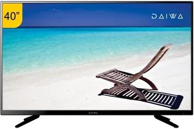 Daiwa 102cm (40) Full HD LED TV(D42D3BT)