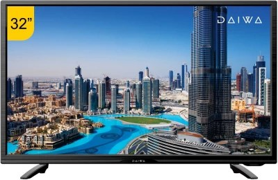 Daiwa 80cm (31.5) HD Ready LED TV(D32D3BT)