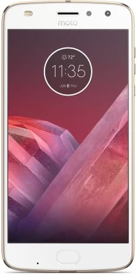 Moto Z2 Play (Fine Gold, 64 GB)(4 GB RAM)