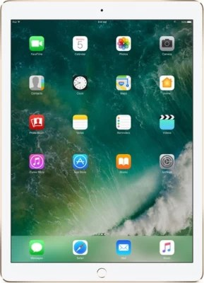 Apple iPad Pro 64 GB 12.9 inch with Wi-Fi Only(Gold)