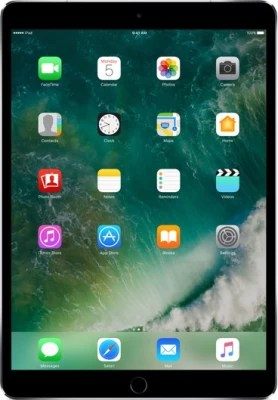 Apple iPad Pro 64 GB 10.5 inch with Wi-Fi+4G(Space Grey)