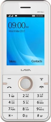 Lava Arc One Plus(White Gold)