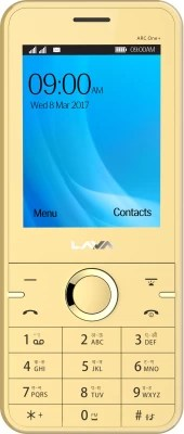Lava Arc One Plus(Full Gold/Gold)