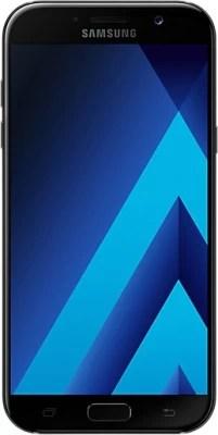 Samsung Galaxy A7-2017 (Black Sky, 32 GB)(3 GB RAM)