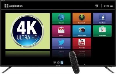 Mitashi 123.19cm (49) Ultra HD (4K) LED Smart TV(MiDE050v03 FS)