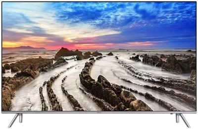 Samsung Series 7 139.7cm (55) Ultra HD (4K) LED Smart TV(55MU7000)