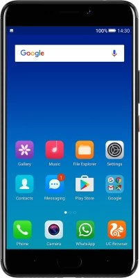 Gionee A1 Plus (Black, 64 GB)(4 GB RAM)