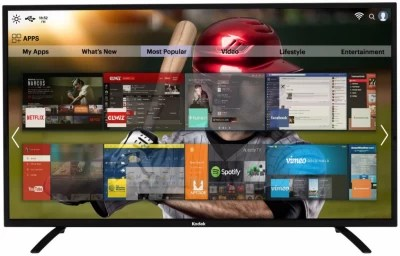 Kodak 140cm (55) Full HD LED Smart TV(55FHDXSMART)
