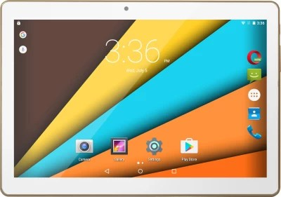 Swipe Slate Plus 16 GB 10 inch with Wi-Fi+3G(Champagne Gold)