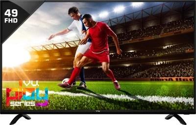 Vu 124cm (49) Full HD LED TV(50D6535)