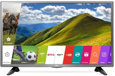 LG 80cm (32) HD Ready LED Smart TV(32LJ573D)