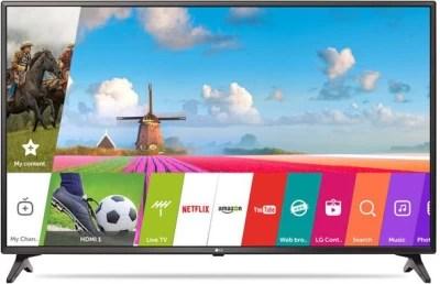 LG 108cm (43) Full HD LED Smart TV(43LJ554T)