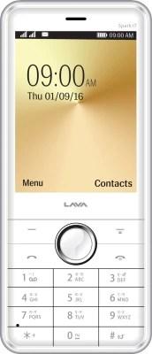 Lava Spark i7(White & Silver)