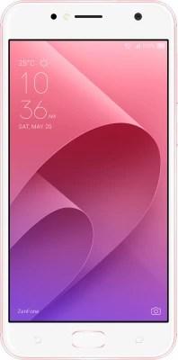 Asus Zenfone 4 Selfie (Rose Pink, 32 GB)(3 GB RAM)