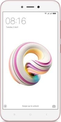 Redmi 5A (Rose Gold, 32 GB)(3 GB RAM)